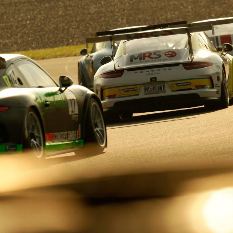 Porsche Carrera Cup Deutschland 2014